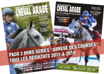 Abrégé des Courses de Pur-Sang Arabes / French Arabian Annual Review