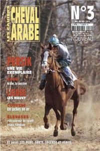 03 - LES CAHIERS DU CHEVAL ARABE