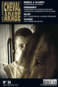 34 - LES CAHIERS DU CHEVAL ARABE