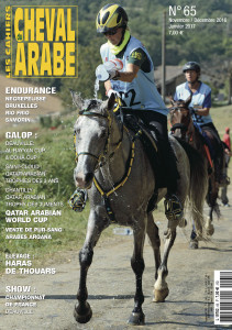 65 - LES CAHIERS DU CHEVAL ARABE - ONLINE