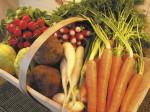 Cuire des légumes glacés