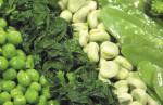 Cuire les légumes verts à l'eau